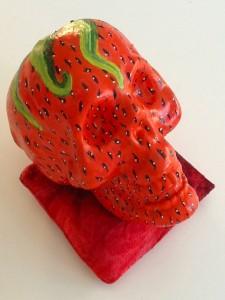 Strawberry Skull2